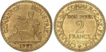 France 2 Francs Mercury seated - 1922