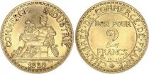 France 2 Francs Mercury seated - 1923