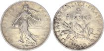 France 2 Francs Semeuse - 1900 - TB+