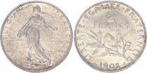 France 2 Francs Semeuse - 1908