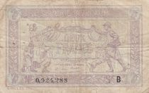 France 2 Francs Soldier and family - 1917 - B 0.924.2881  - F to VF