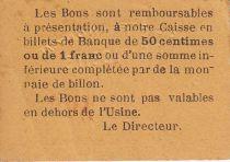 France 20 cent. Saint-Martin-de-Crau Poudrerie
