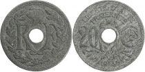 France 20 Centimes Lindauer - 1946