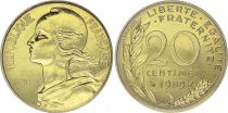 France 20 Centimes Marian - 1989 - UNC