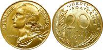 France 20 Centimes Marianne - 1975 issu de coffret