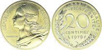 France 20 Centimes Marianne - 1979 issu de coffret