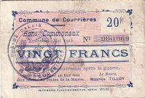 France 20 F Courrières