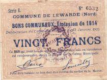 France 20 F Lewarde