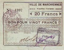 France 20 F Marchiennes