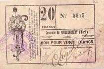 France 20 F Pecquencourt