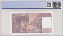 France 20 Francs Debussy - 1987 - O.022 - PCGS 66 OPQ