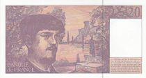 France 20 Francs Debussy - 1997 - Série B.054