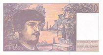 France 20 Francs Debussy - 1997 Série F.051 - P.NEUF