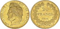 France 20 Francs Louis Philippe I - 1841 A - Gold