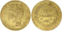 France 20 Francs Louis-Philippe I 1831 A - Gold - Incuse