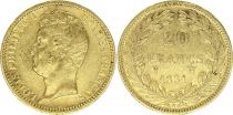 France 20 Francs Louis-Philippe I 1831 W Lille - Or