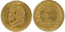 France 20 Francs Louis Philippe Ier TL 1848 A