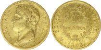 France 20 Francs Napoléon I  - 1808 A Paris Or
