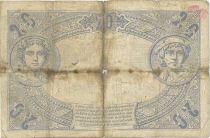 France 20 Francs Noir - 1904