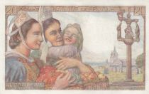 France 20 Francs Pêcheur - 10-02-1944 Série V.113