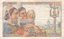 France 20 Francs Pêcheur - 15-04-1943 Série H.78 - TB