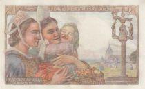 France 20 Francs Pêcheur - 15-04-1943 Série O.80 - SPL
