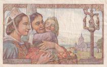 France 20 Francs Pêcheur 17-05-1944 - Série D.124 - SUP