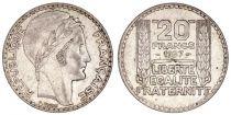 France 20 Francs Turin - 1937