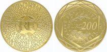 France 200 Euro Or - Euro des Régions - 2011 -   Neuf