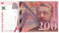 France 200 Francs Eiffel - 1996 - Série C015