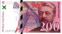 France 200 Francs Eiffel - 1996 E.040117944