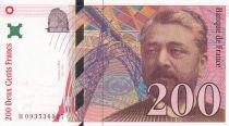 France 200 Francs Eiffel - 1999 - Série H093