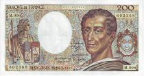 France 200 Francs Montesquieu - 1981