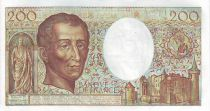 France 200 Francs Montesquieu - 1981