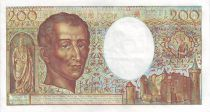 France 200 Francs Montesquieu - 1982