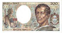 France 200 Francs Montesquieu - 1983 Série N.014 Neuf
