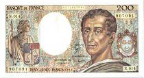 France 200 Francs Montesquieu - 1983 Série N.14