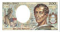 France 200 Francs Montesquieu - 1984 Série F.24