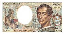 France 200 Francs Montesquieu - 1986 Série A.43