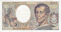 France 200 Francs Montesquieu - 1992 - Serial R.101 - VF