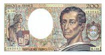 France 200 Francs Montesquieu - 1992 - Série B.148 - NEUF