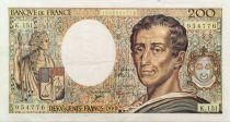 France 200 Francs Montesquieu - 1992 - Série K.151 - TTB+
