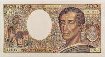 France 200 Francs Montesquieu - 1992 - Série R.082 - SPL