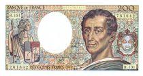 France 200 Francs Montesquieu - 1992 - Série R.131 - NEUF