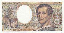 France 200 Francs Montesquieu - 1992 Série C.131
