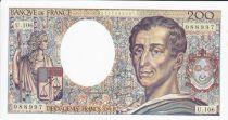 France 200 Francs Montesquieu - 1992 Série U.106