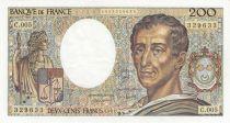 France 200 Francs Montesquieu 1981 - Série C.005