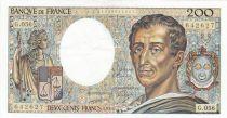 France 200 Francs Montesquieu 1988 - Série G.056