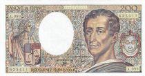France 200 Francs Montesquieu 1990 - Série A.099