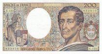 France 200 Francs Montesquieu 1992 - Série E.133
